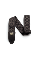 Ernie Ball Ernie Ball 4093 Regal Black Jacquard Guitar Strap