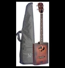 J.N Guitars J.N Cask Cigar Box Guitar