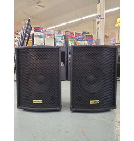 SHS Audio SHS Audio STE-10 2-Way Passive Speaker Pair (used)