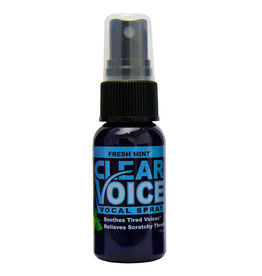 Clear Voice Clear Voice Vocal Spray Fresh Mint
