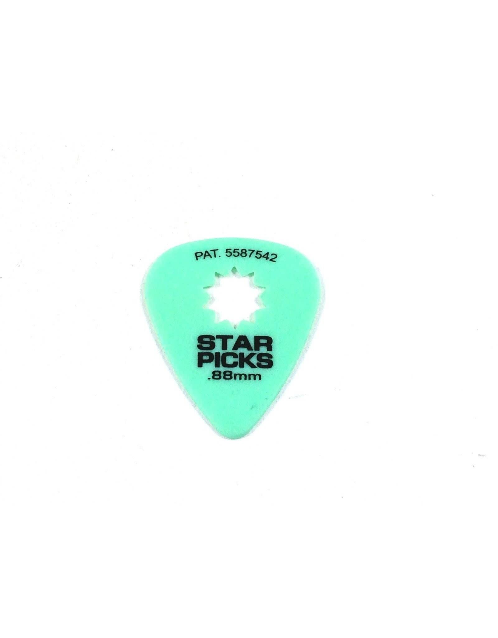 Star Picks Star Picks 351 Style-Classic .88 Green 12 pack