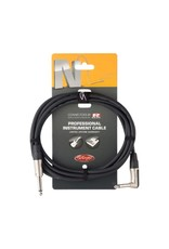 Stagg Stagg N-Series Instrument Cable - Straight/ 90° 3M 10 ft