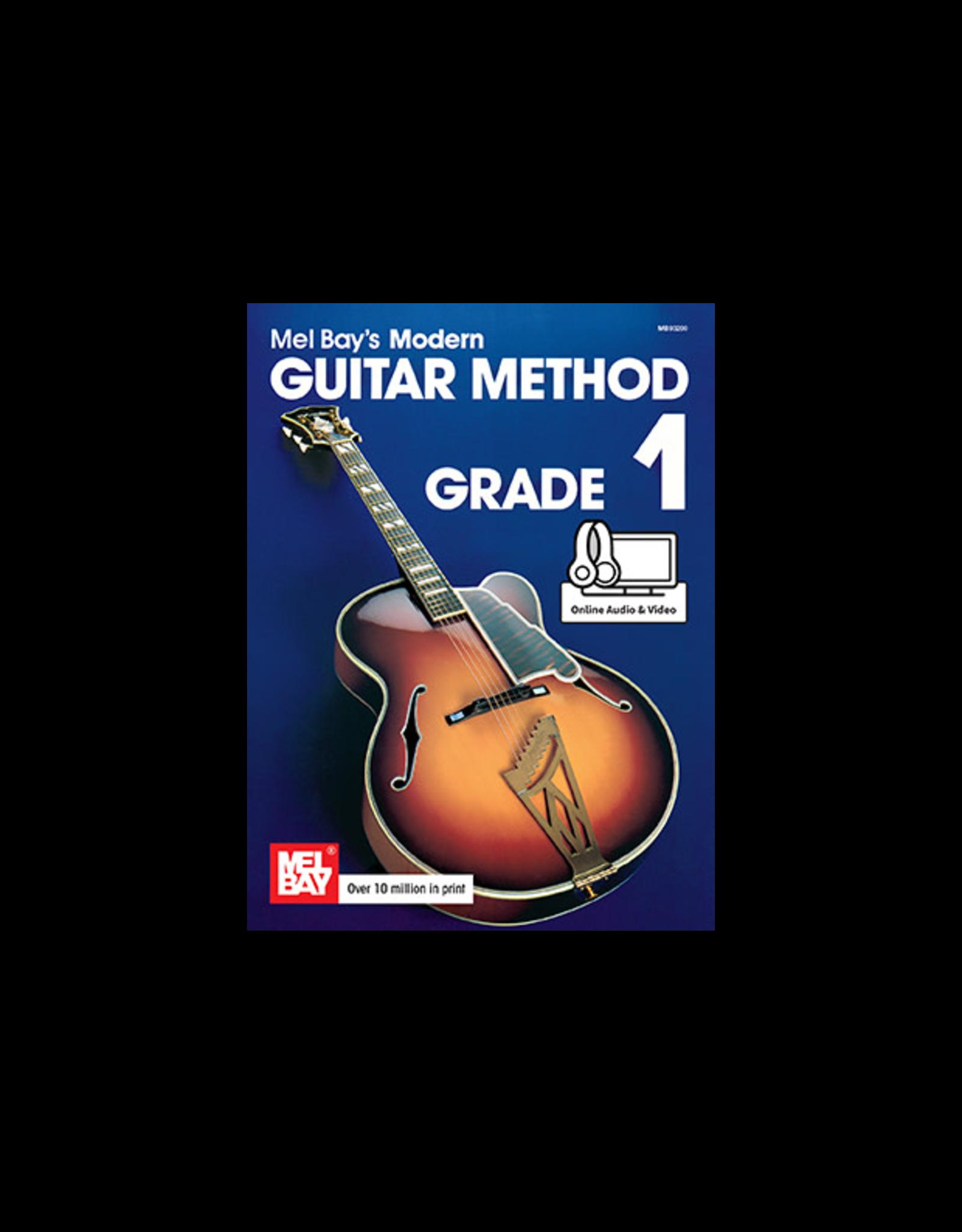Mel Bay Publications Mel Bay's Modern Guitar Method Grade 1