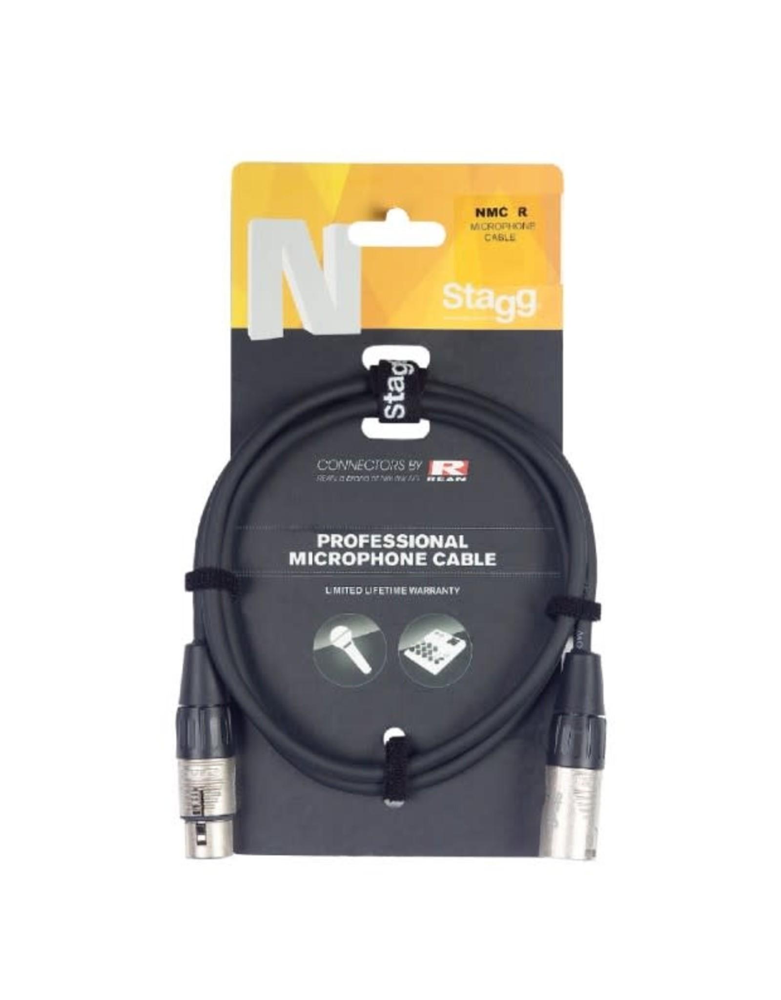 Stagg Stagg N-Series Microphone Cable, XLR/XLR (m/f), 3 (10')