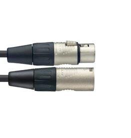 Stagg Stagg N-Series Microphone Cable, XLR/XLR (m/f), 6 m (20')