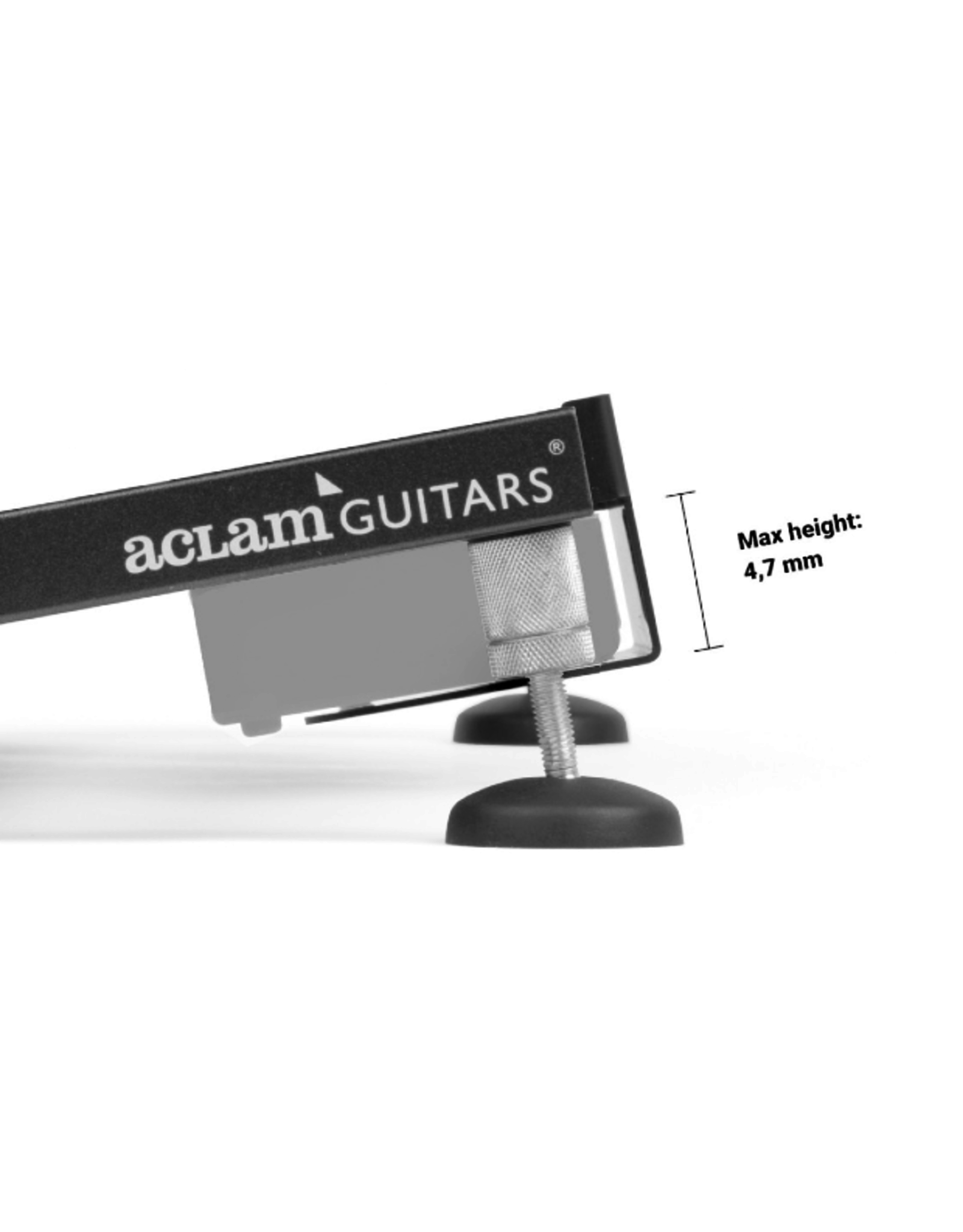 Aclam' Aclam' Pedalboard Power Supply Support Holder