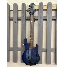Sterling by Musicman Sterling STINGRAY RAY34PB Bass Neptune Blue Satin