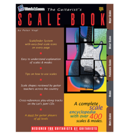 Watch & Learn Watch & Learn The Guitarist's Scale Book