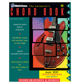 Watch & Learn Watch & Learn The Guitarist's Chord Book