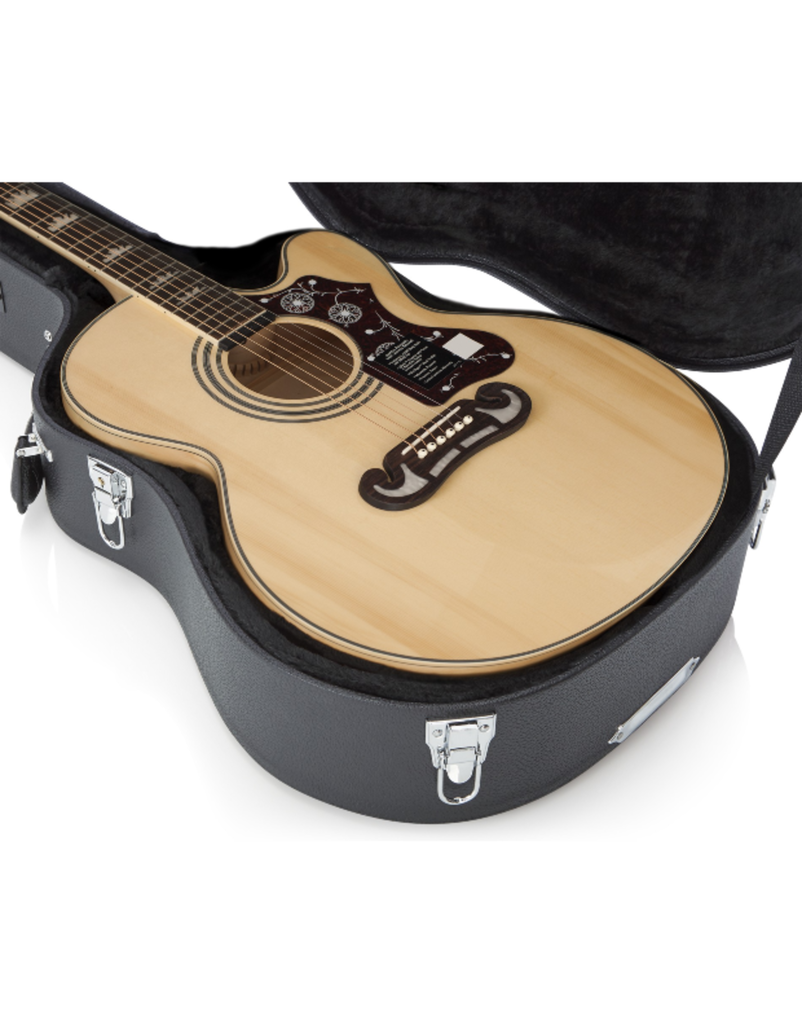 Gator Gator GW-JUMBO Deluxe Wood Jumbo Acoustic Guitar Case
