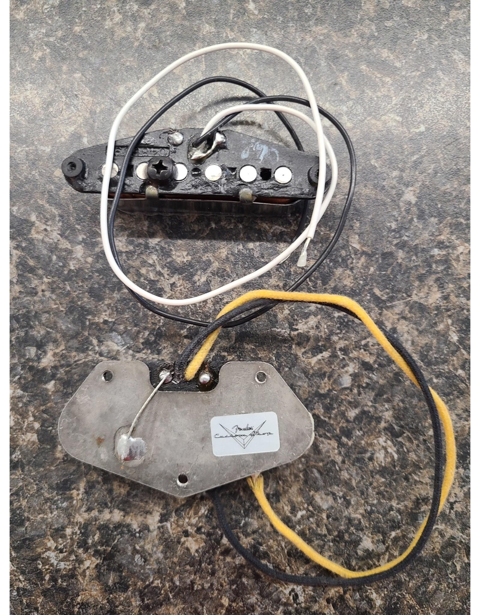 "Fender Fender ""No-Caster"" Clean Tele Bridge Pickup & Fender Twisted Tele Neck Pickup (used)"