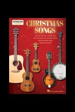 Hal Leonard Christmas Songs – Strum Together for Ukulele, Baritone Ukulele, Guitar, Banjo & Mandolin