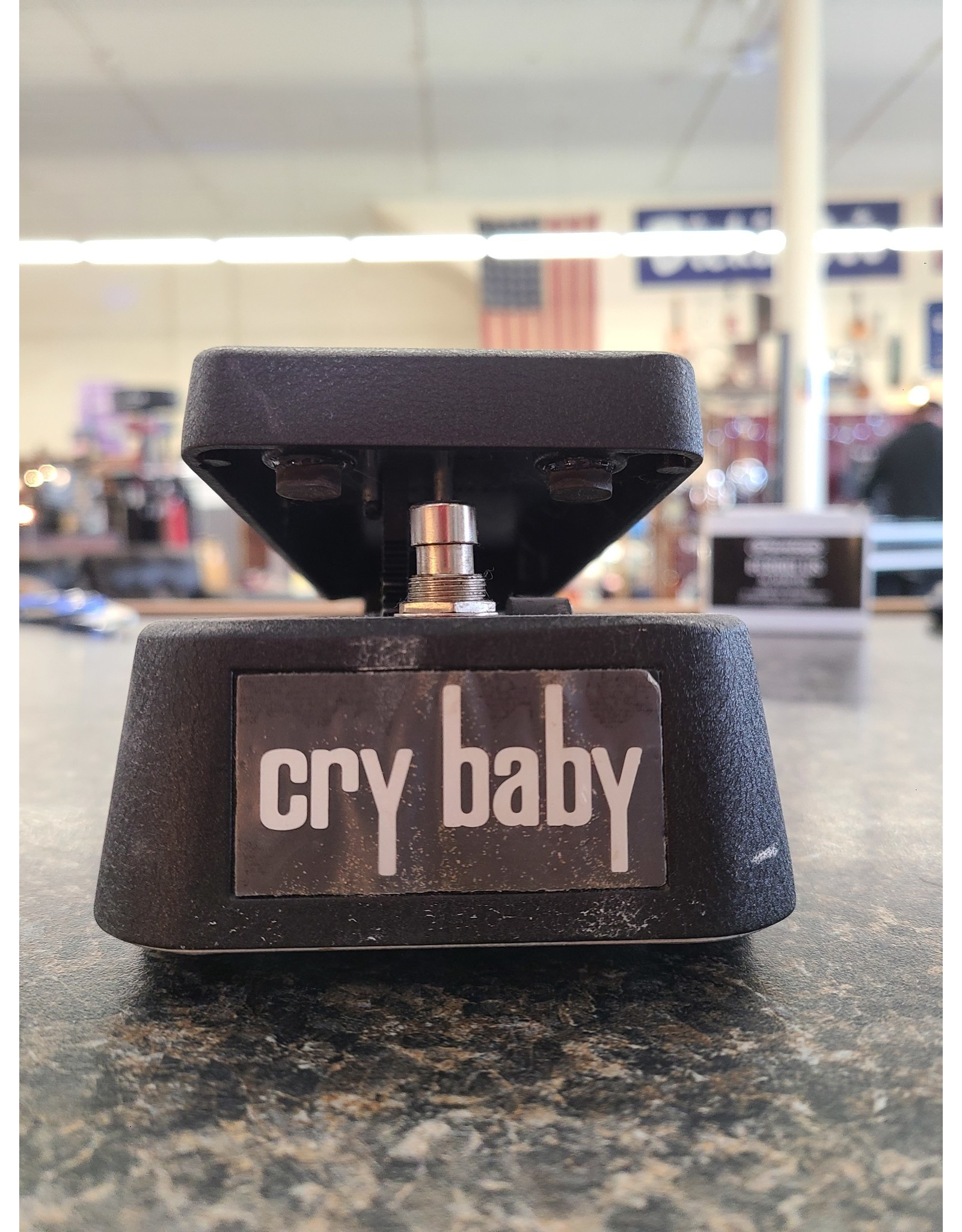 Jim Dunlop Dunlop Cry Baby GCB95 (used)