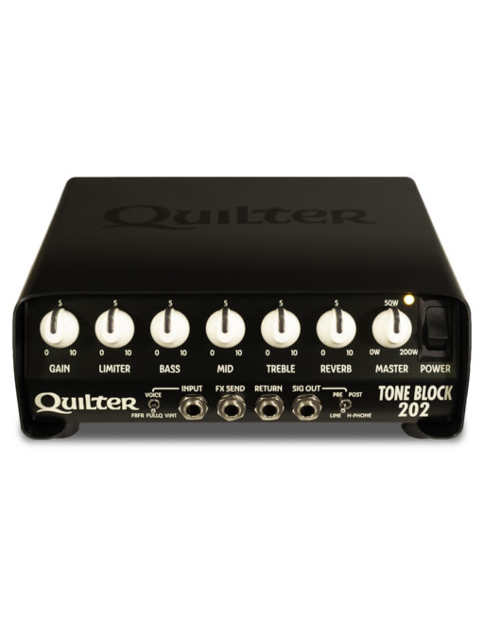 Quilter Quilter Tone Block 202