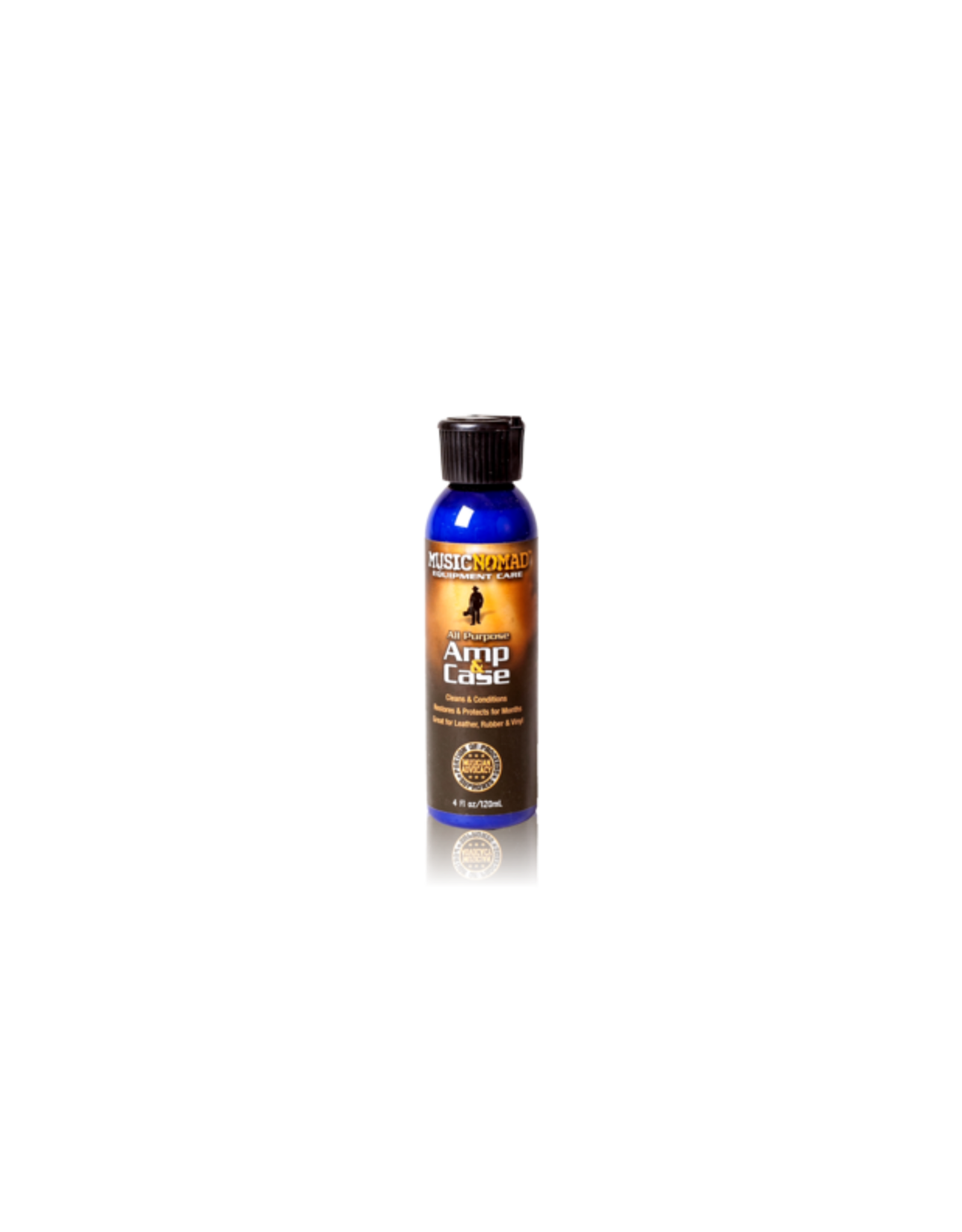 Music Nomad Music Nomad Amp & Case Cleaner and Conditioner 4 oz.