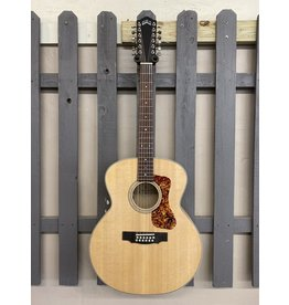 Guild Guild 12 String Guitar F-2512E Maple Blonde Satin