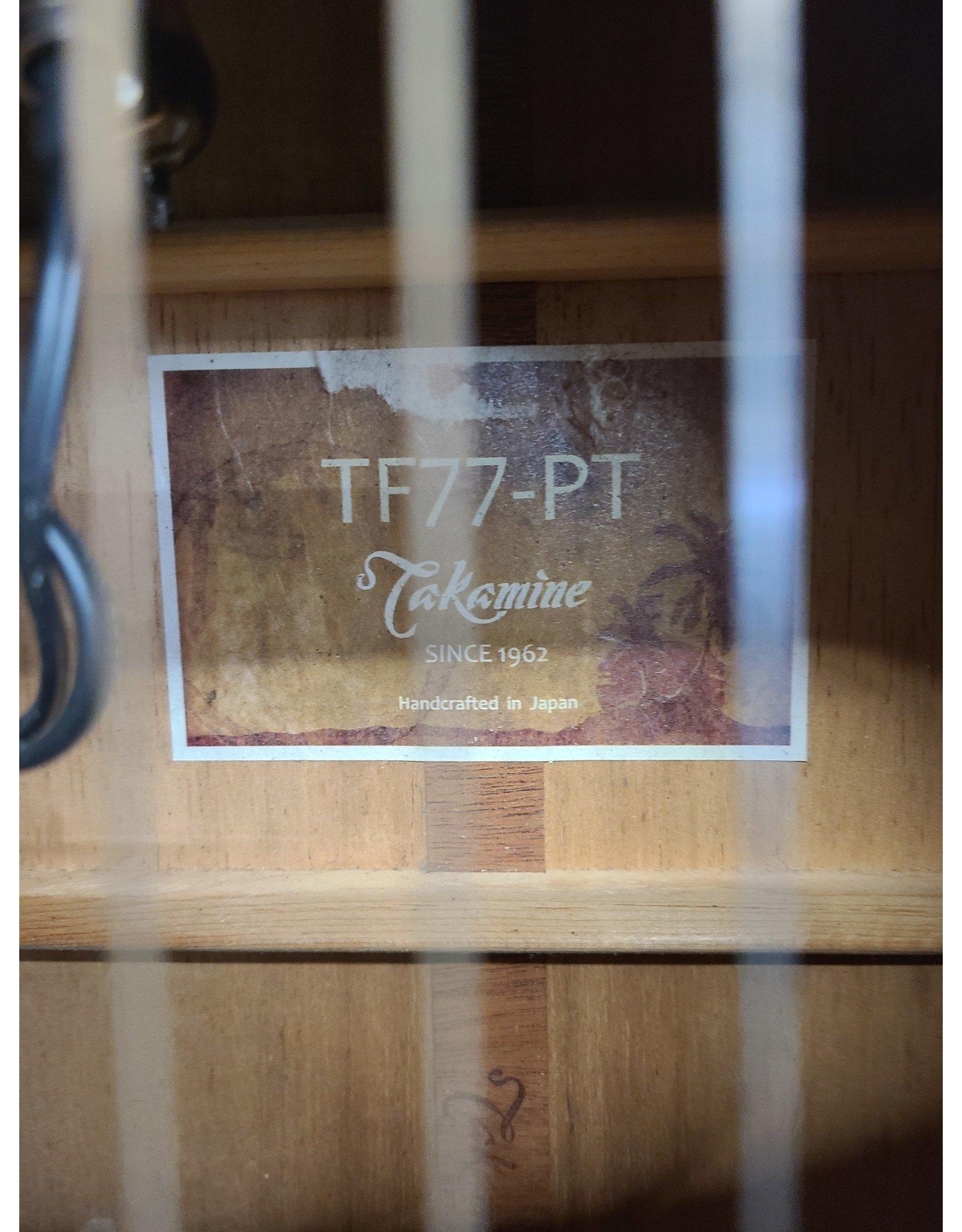 Takemine Takemine Legacy Series w/Cool Tube™ Preamp (used)