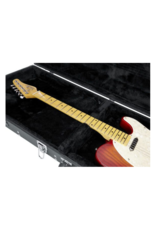 Gator Gator GW-ELELCTRIC Deluxe Wood Series Electric Guitar Case
