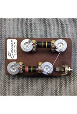 "Emerson Emerson Custom Les Paul Prewired Kit 3/8"" Short Shaft"