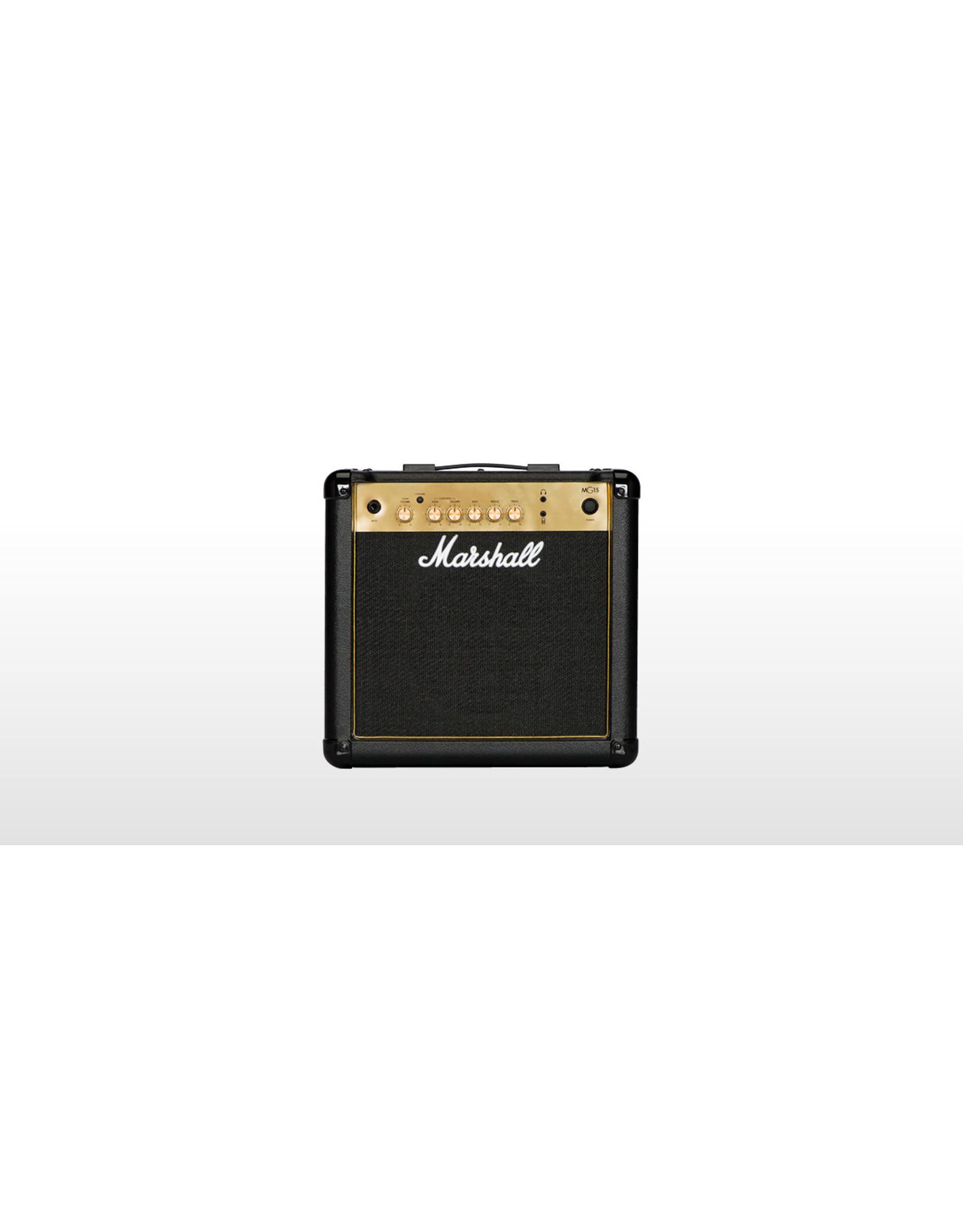 Marshall Marshall MG15 Gold