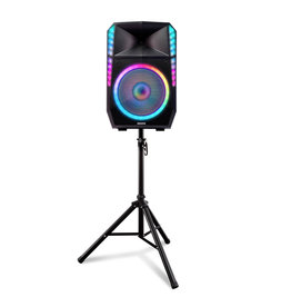 ION ION Total PA Supreme High-Power Bluetooth Sound System with Lights