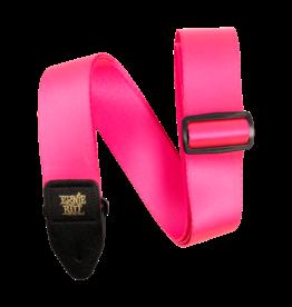 Ernie Ball Ernie Ball 5321 Neon Pink Premium Strap
