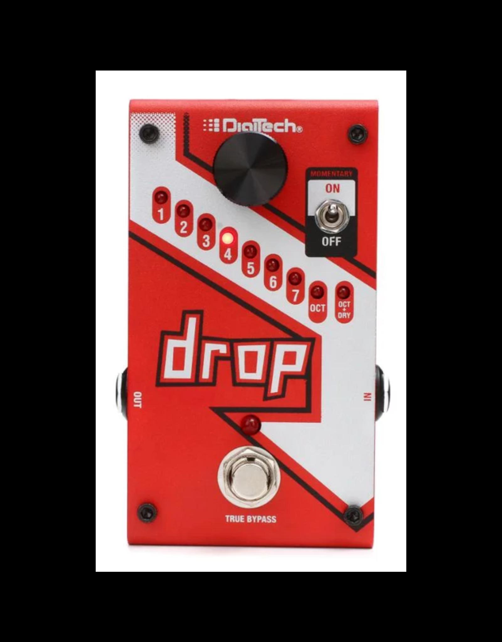 Digitech DigiTech The Drop - Polyphonic Drop Tune Pedal