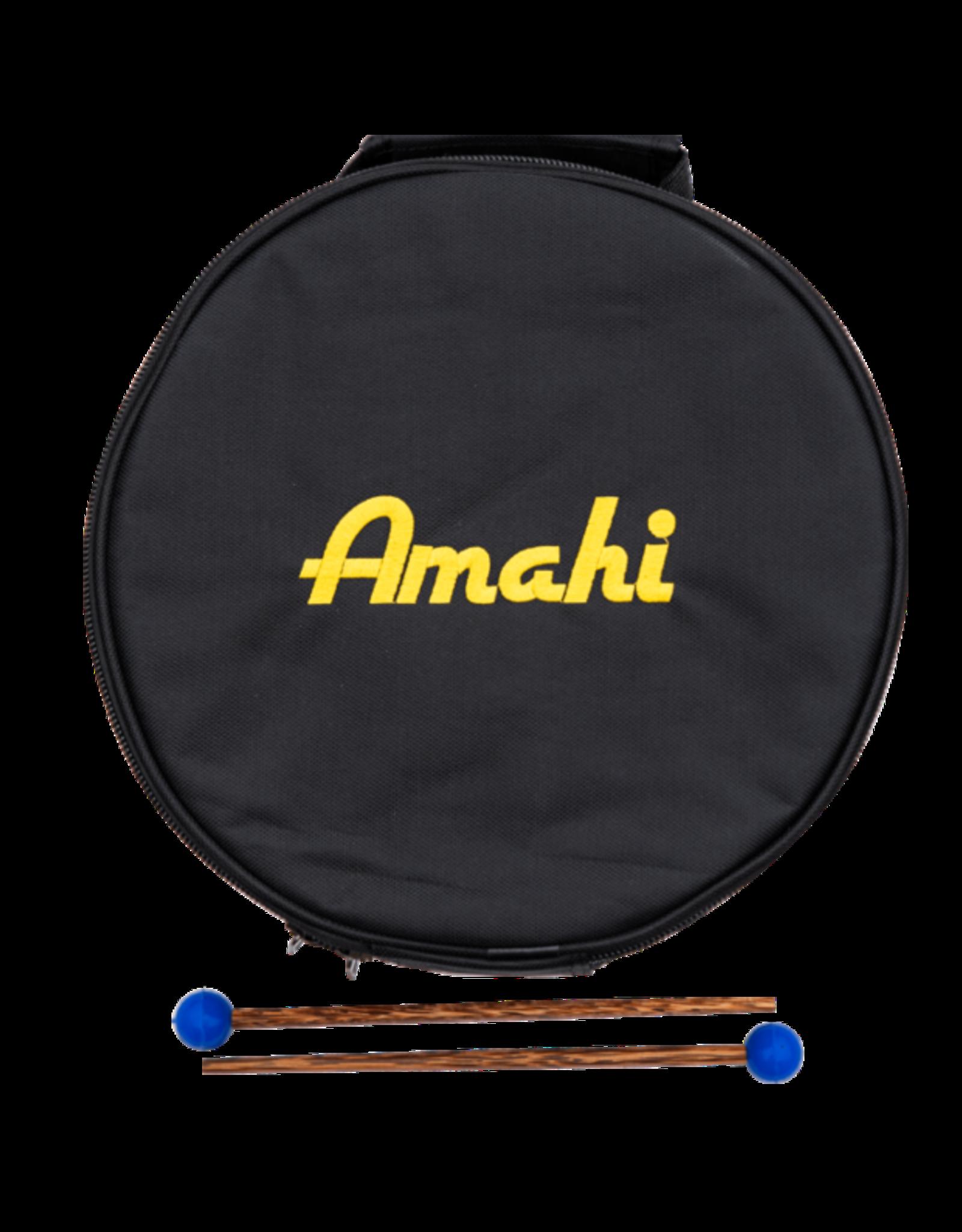 Amahi Amahi 8″ Steel Tongue Drum Blue