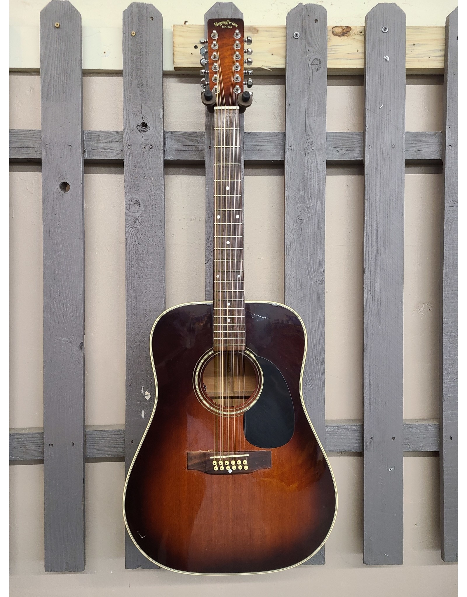 Sigma Sigma DT12-3 12-String Guitar (used)