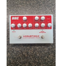 BBE BBE Acoustimax Acoustic Instrument Preamp (used)