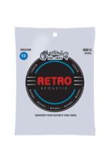 Martin & Co Martin MM13 Retro Medium Acoustic Guitar Strings. 13-56