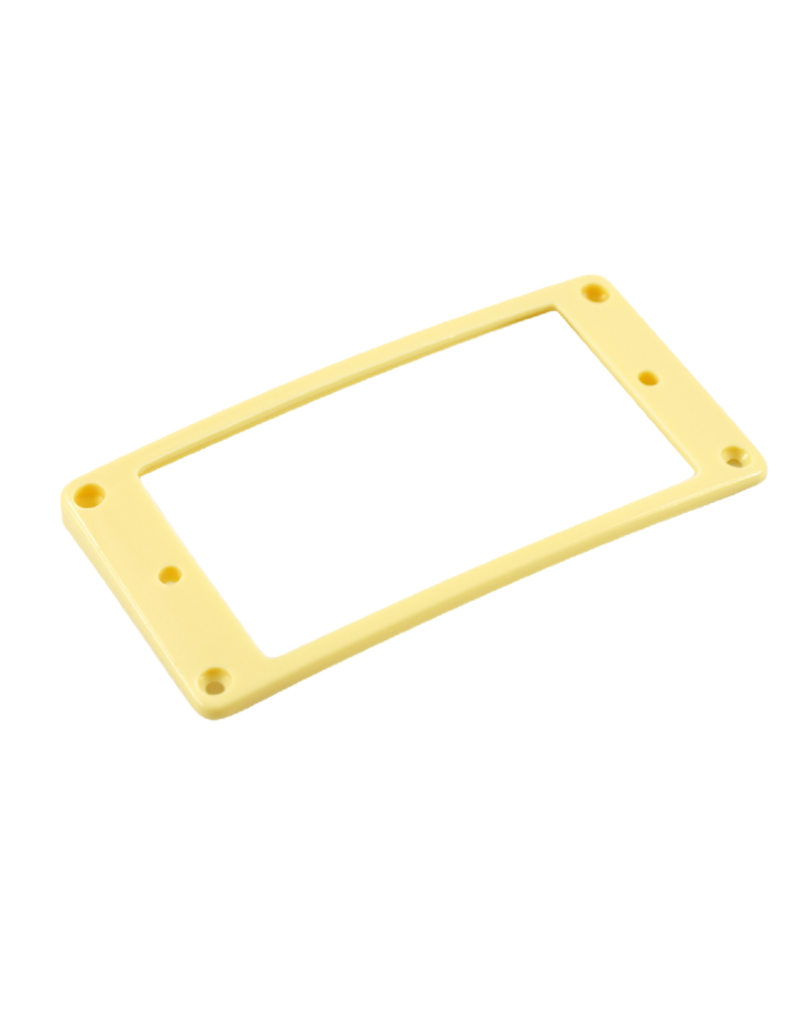 WD Music Products WD® Arched Plastic Humbucker Pickup Mounting Ring Low Cream
