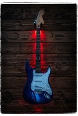 MuzicLight MuzicLight  Gutiar/Bass Wall Hanger Red LED