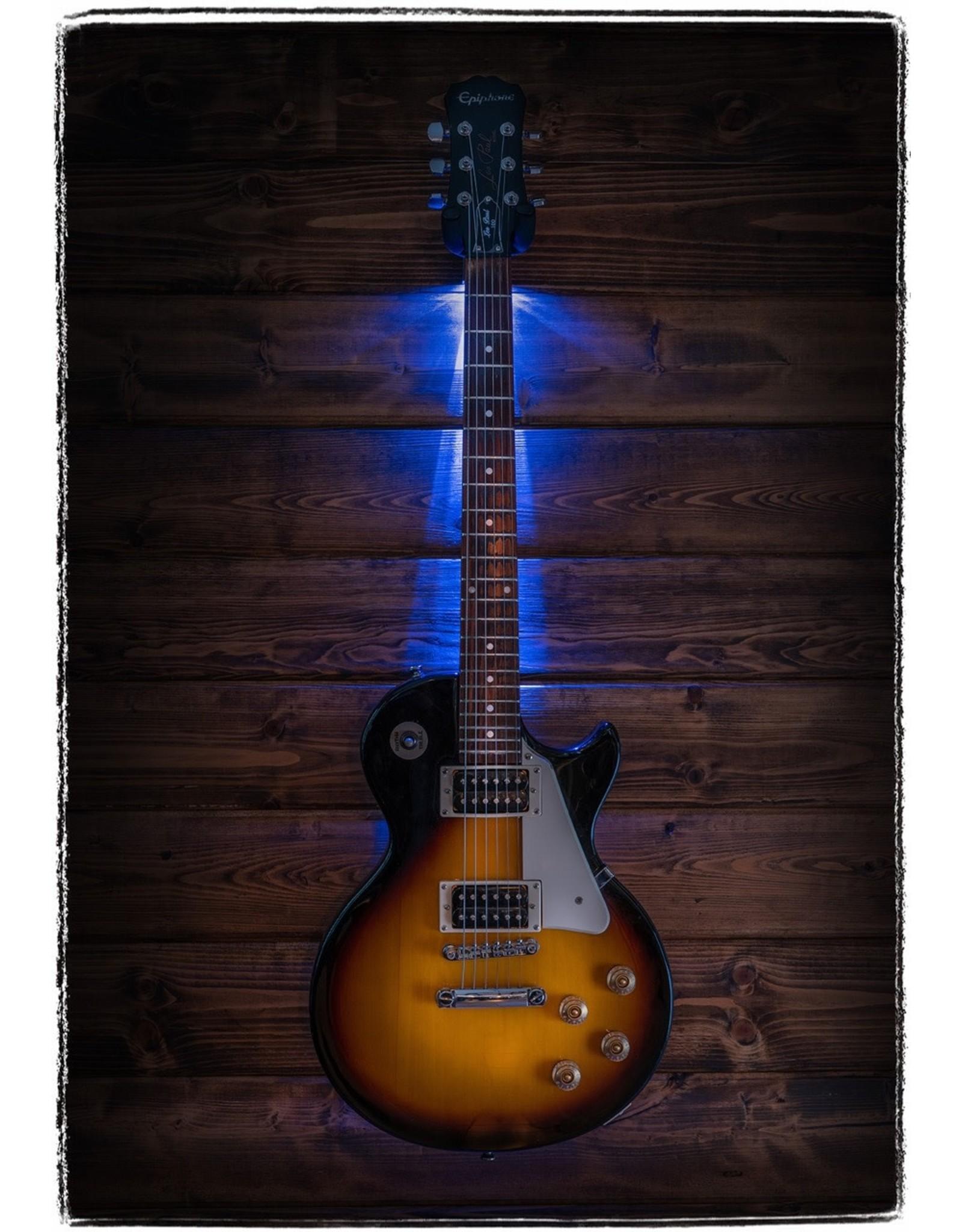 MuzicLight MuzicLight  Gutiar/Bass Wall Hanger Blue LED