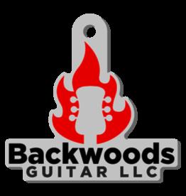 Backwoods Guitar Backwoods Guitar Keychain