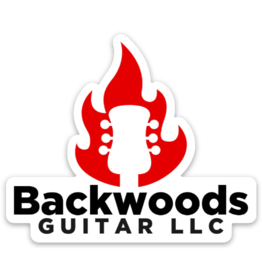 Backwoods Guitar Backwoods Magnet