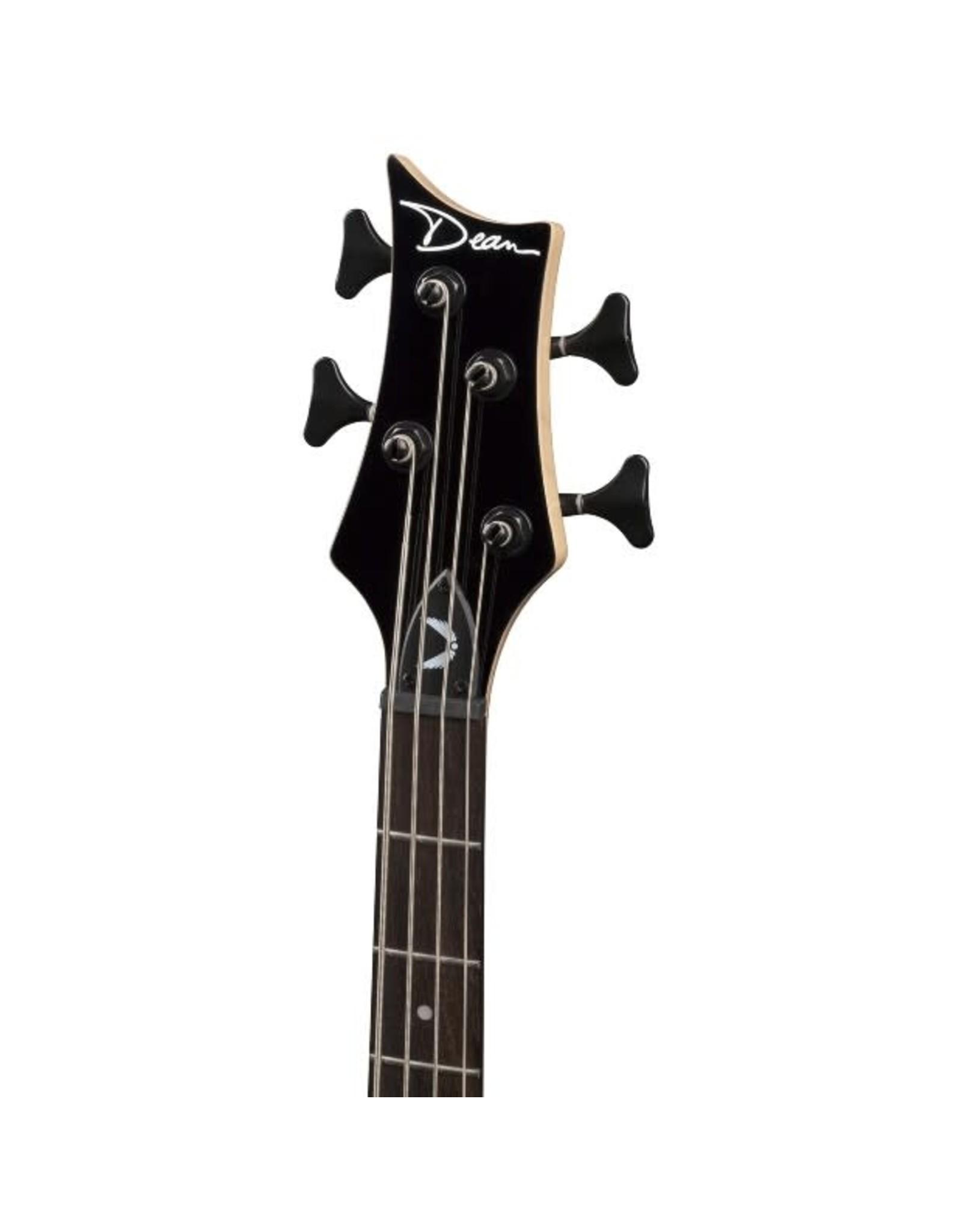 Dean Guitars Dean Edge 09 Bass Classic Black