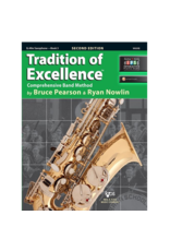 Neil A Kjos Music Company Tradition of Excellence Alto Saxophone Book 3