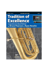 Neil A Kjos Music Company Tradition of Excellence BBb Tuba Book 2