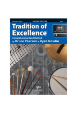 Neil A Kjos Music Company Tradition of Excellence Percussion Book 2