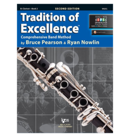 Neil A Kjos Music Company Tradition of Excellence Clarinet Book 2
