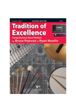 Neil A Kjos Music Company Tradition of Excellence Percussion Book 1