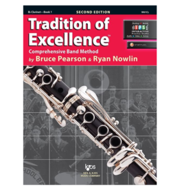 Neil A Kjos Music Company Tradition of Excellence Clarinet Book 1