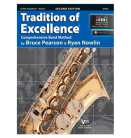 Neil A Kjos Music Company Tradition of Excellence Alto Saxophone Book 2