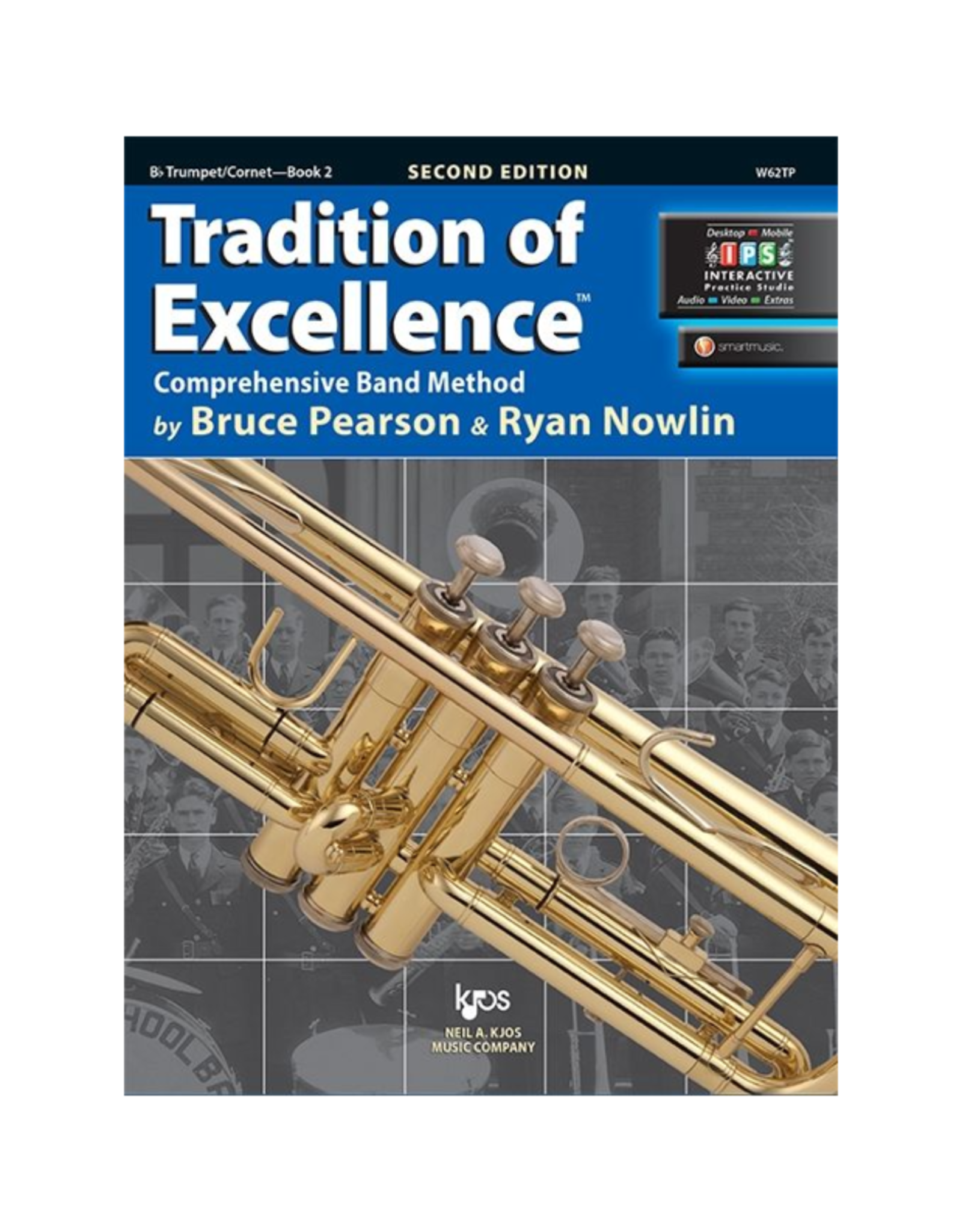 Neil A Kjos Music Company Tradition of Excellence Trumpet Book 2