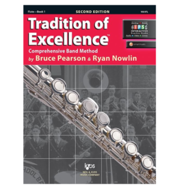 Neil A Kjos Music Company Tradition of Excellence Flute Book 1
