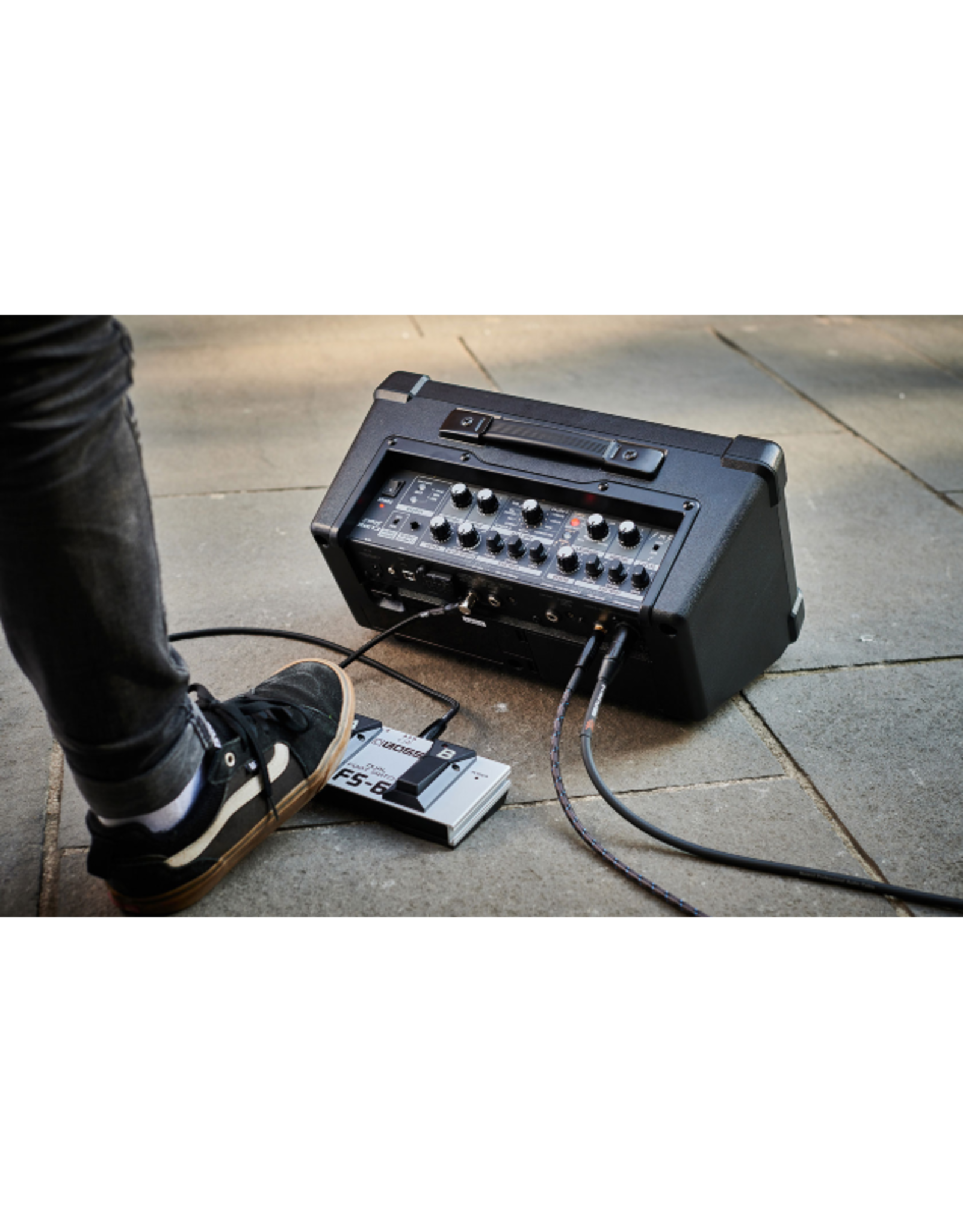 Boss Boss CUBE Street II Battery-Powered Stereo Amplifier