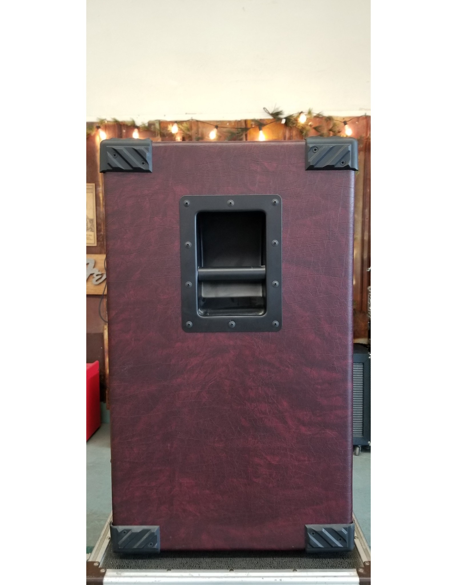 """Avatar Avatar 15"""" Bass Cabinet no s/n (used)"""