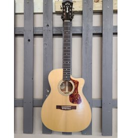 Guild Guild OM-140 Westerly Series Orchestra Cutaway Natural