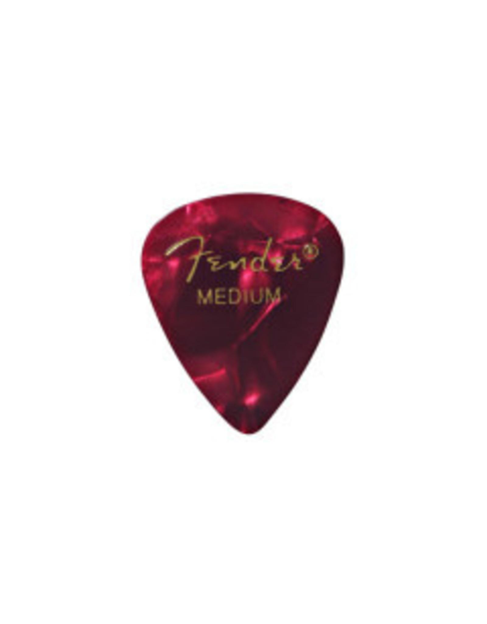 Fender Fender Medium Pick 12-Pack 351